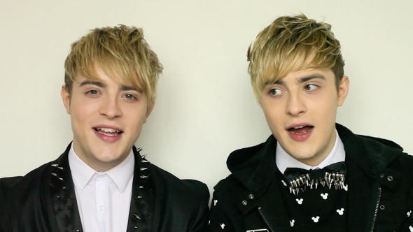 Jedward answer your questions (Picture: Metro)