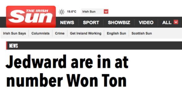Irish Sun 3:8:2014