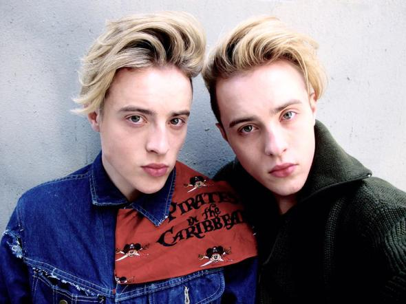 John & Edward Pirates