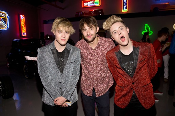 Jedward and Dave Days